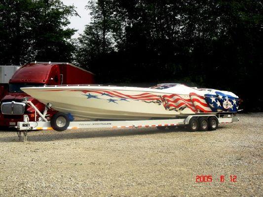 Cigarette Racing ROUGH RIDER 2002 Cigarette Boats for Sale