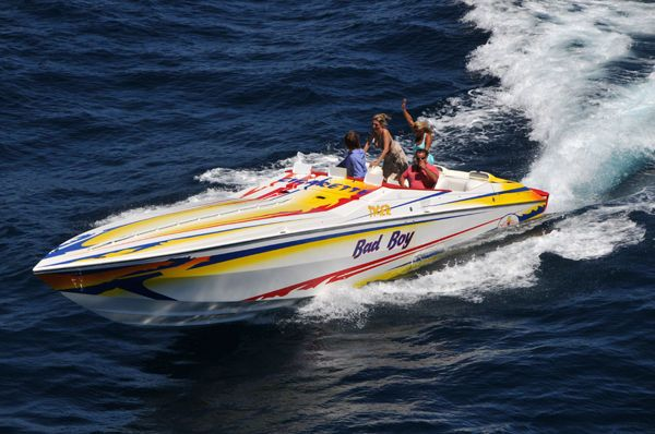 CIGARETTE Tiger 2002 Cigarette Boats for Sale