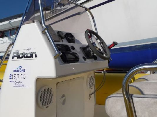 Boats for Sale & Yachts Cobra Ribs 8.5 2002 All Boats
