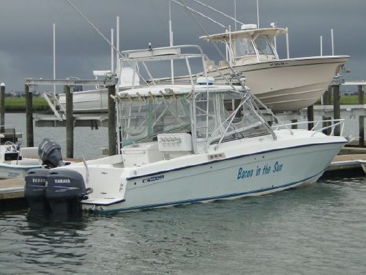 Contender 35 Express 2002 Contender Powerboats for Sale