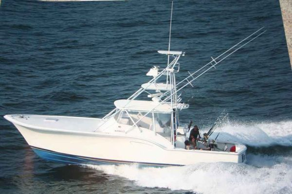 Custom Carolina Out Island Open 2002 All Boats