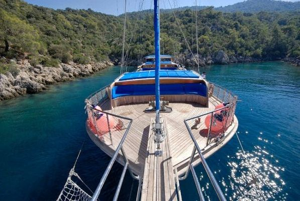 Boats for Sale & Yachts Custom Ketch Type Traditional Wooden Motor Sailer 2002 Ketch Boats for Sale