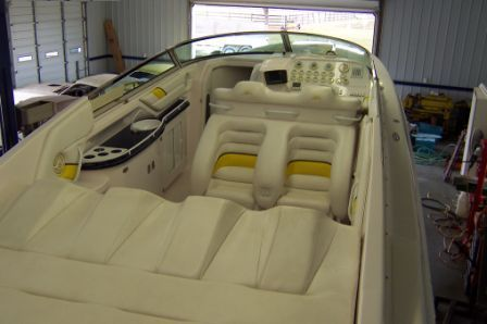 Donzi 45 ZX TRIP 500's MERCS 2002 Donzi Boats for Sale