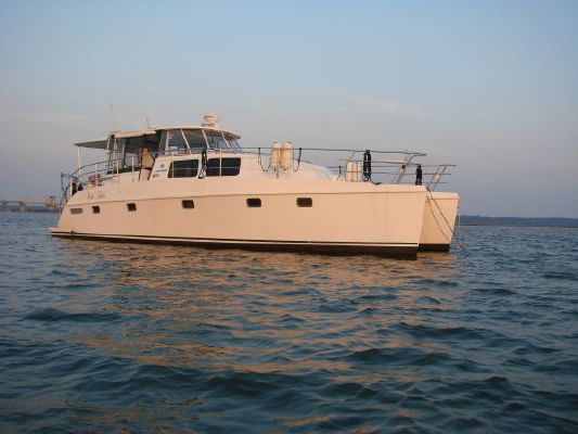 Endeavour Catamaran TrawlerCat 2002 Catamaran Boats for Sale