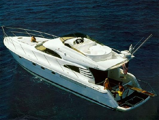 Boats for Sale & Yachts Fairline 55 2002 Motor Boats