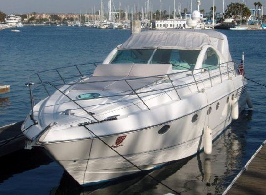 Fairline Targa 48 2002 Motor Boats