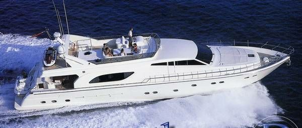 Ferretti 80 FLY 2002 All Boats