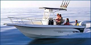 Fish Hawk 230 CC 2002 All Boats