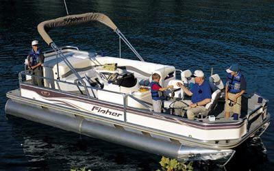2002 fisher freedom 220 dlx fish  1 2002 Fisher Freedom 220 DLX FISH