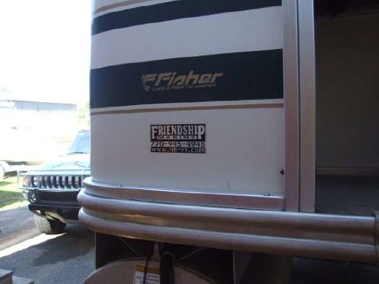 Fisher Freedom 220 DLX FISH 2002 All Boats