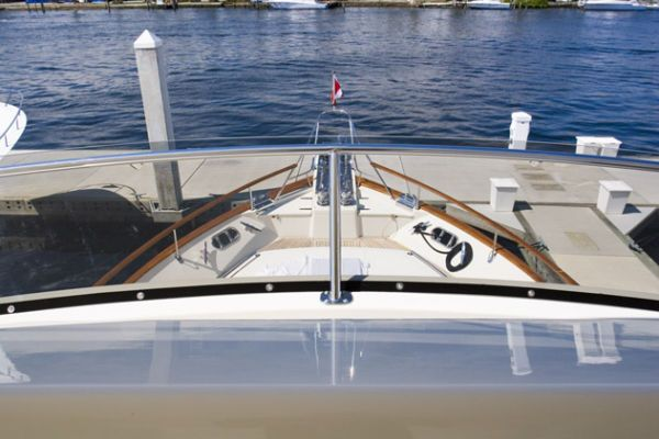 2002 Fleming Cockpit Motor Yacht Boats Yachts For Sale