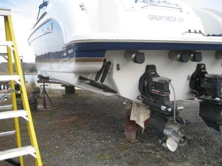 Formula 40 SS NO BOTTOM PAINT 2002 Motor Boats