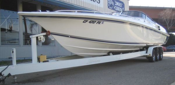 Fountain 38 Lightning 2002 Fountain Boats for Sale