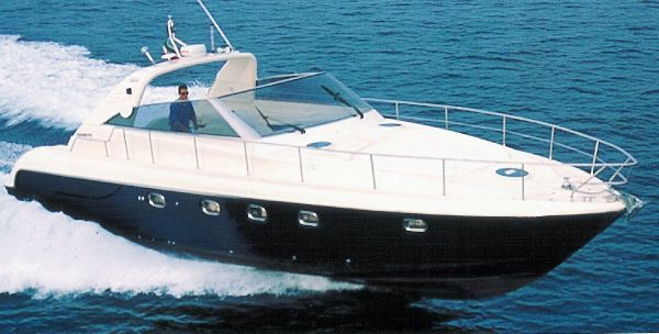 Gianetti 45 SPort 2002 All Boats