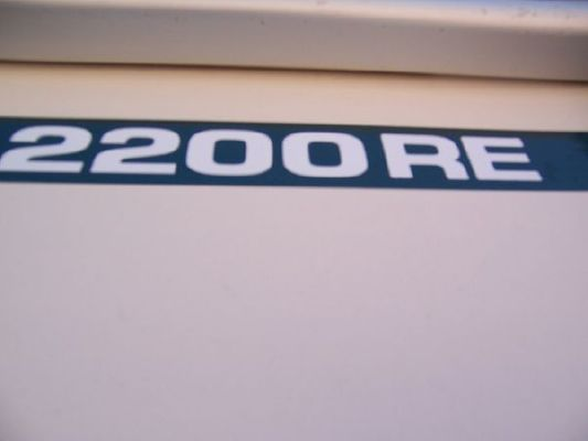 2002 godfrey san pan 2200 re  3 2002 Godfrey San Pan 2200 RE