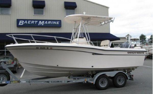 Grady White 209 ESCAPE 2002 Fishing Boats for Sale Grady White Boats for Sale