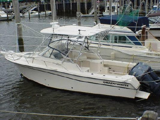 Grady White 265 Express 4 Strokes 2002 Fishing Boats for Sale Grady White Boats for Sale