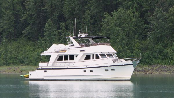 Grand Alaskan Flushdeck 64 CPMY 2002 All Boats