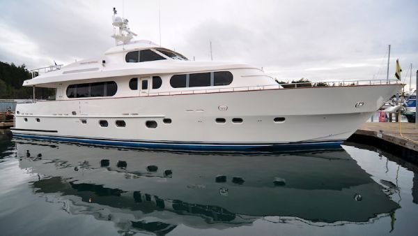 Grand Harbour Motor Yacht 2002 All Boats