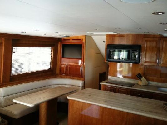 Hatteras 50 Convertible 2002 Hatteras Boats for Sale