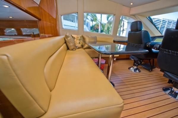 2002 hatteras 63 raised pilothouse motor yacht  18 2002 Hatteras 63 Raised Pilothouse Motor Yacht