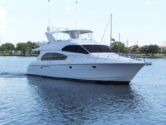 2002 hatteras 63 raised pilothouse motor yacht  2 2002 Hatteras 63 Raised Pilothouse Motor Yacht