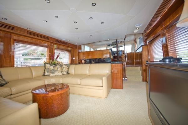 2002 hatteras 63 raised pilothouse motor yacht  32 2002 Hatteras 63 Raised Pilothouse Motor Yacht