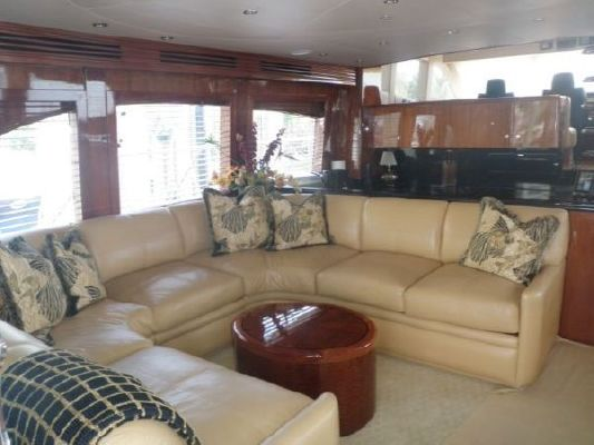 2002 hatteras 63 raised pilothouse motor yacht  34 2002 Hatteras 63 Raised Pilothouse Motor Yacht