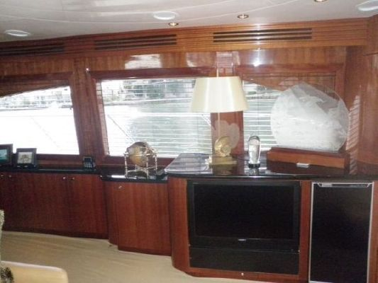2002 hatteras 63 raised pilothouse motor yacht  35 2002 Hatteras 63 Raised Pilothouse Motor Yacht