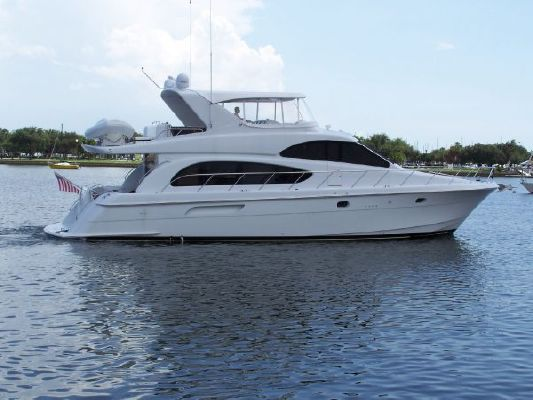 2002 hatteras 63 raised pilothouse motor yacht  6 2002 Hatteras 63 Raised Pilothouse Motor Yacht