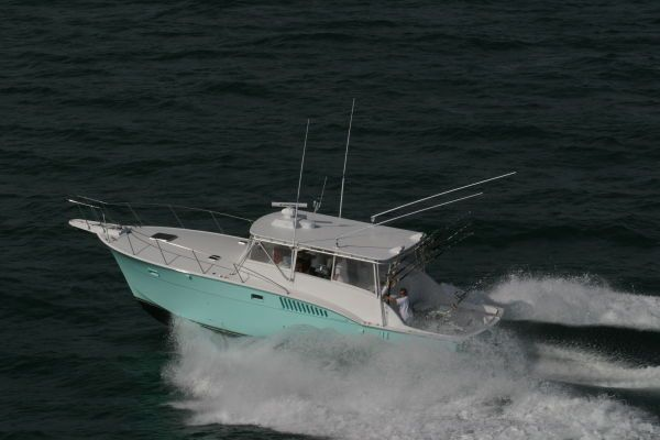Hatteras Custom Express Conversion 2002 Hatteras Boats for Sale