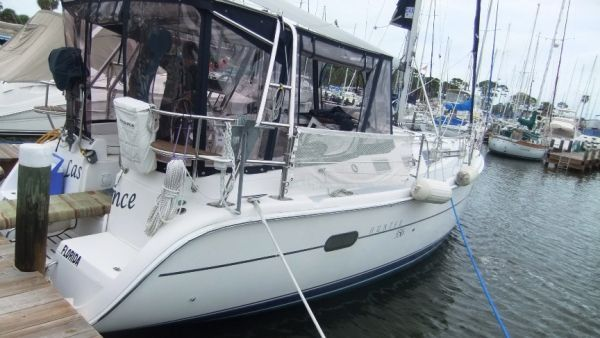 Hunter 356 Sloop 2002 Sloop Boats For Sale