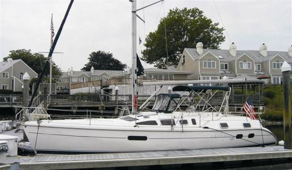 Boats for Sale & Yachts Hunter 420 Center Cockpit 2002 All Boats
