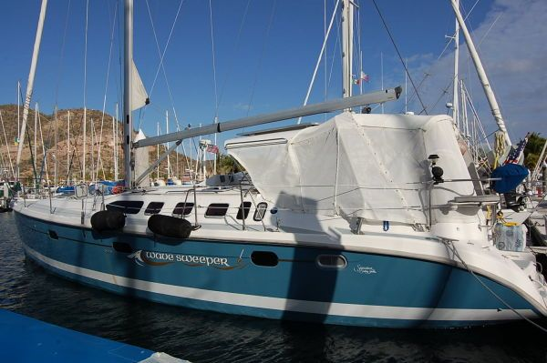 Hunter 460 Sloop 2002 Sloop Boats For Sale