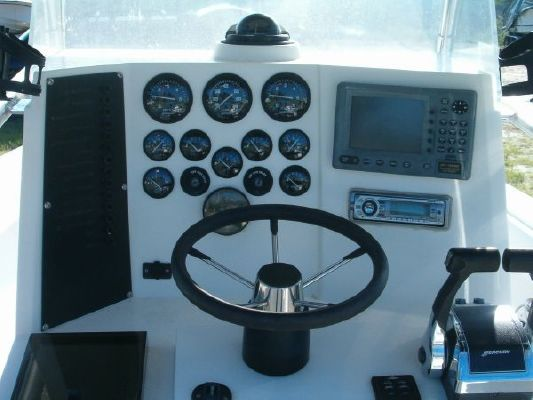 Island Runner center console 2002 All Boats