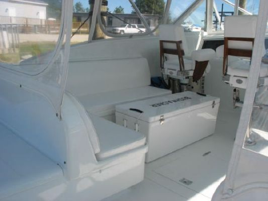 Jarrett Bay Custom Carolina Express 2002 All Boats