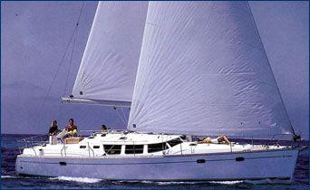 Boats for Sale & Yachts Jeanneau Sun Odyssey 43 DS 2002 Jeanneau Boats for Sale
