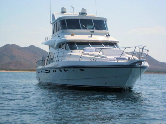 Boats for Sale & Yachts Johnson Sport Yacht Enclosed Bridge 2002 All Boats