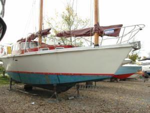 Junk Rigged Schooner 2002 Schooner Boats for Sale