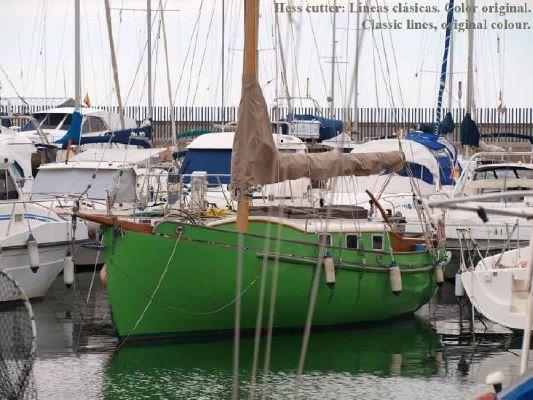 Lyle Hess design Classic Pilot cutter 2002 Sailboats for Sale