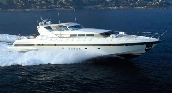 Boats for Sale & Yachts Mangusta 105 2002 All Boats