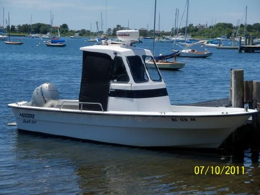Maritime Skiff 20 Pioneer PRICE REDUCED!!! 2002 Skiff Boats for Sale