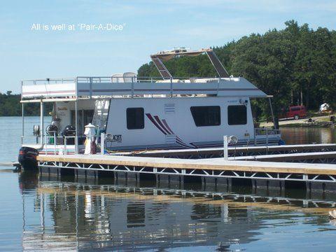 Myacht 4313 Luxury Houseboat 2002 Houseboats for Sale