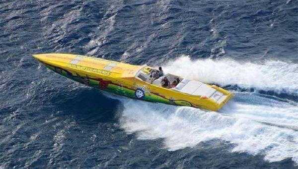 Nor Tech Custom Built Vee Haul 52 2002 All Boats
