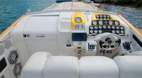 Boats for Sale & Yachts Nor Tech Custom Built Vee Haul 52 2002 All Boats