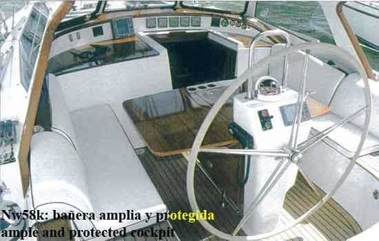 North Wind Nw 58 ketch 2002 Ketch Boats for Sale