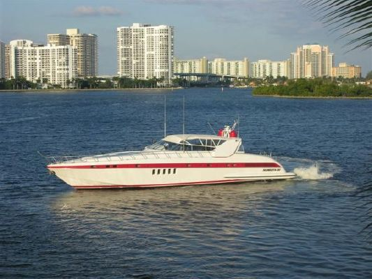 Overmarine Mangusta 80' 2002 All Boats