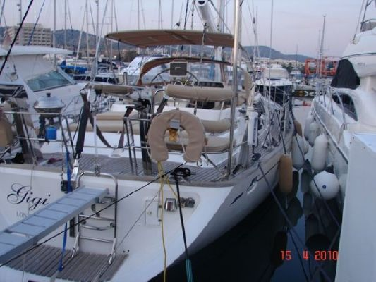 Boats for Sale & Yachts Oyster 56 Deck Saloon 2002 All Boats