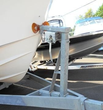 Boats for Sale & Yachts Pacific 2002 Tandem Galvanized 26' Boat Trailer 2002 All Boats