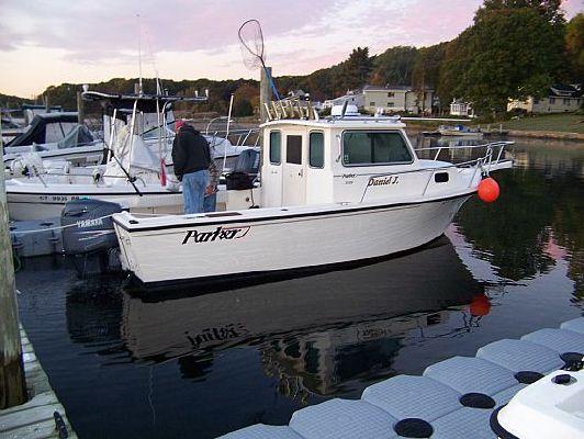 Parker Sport Cabin 2120 2002 Motor Boats